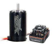 Tenshock 1/8 X812L-1700KV Sensor Motor Truggy+Hobbywing XERUN XR8 150A PLUS ESC