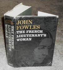 John Fowles - The French Lieutenant's Woman - HB/DJ 1st ed 1969