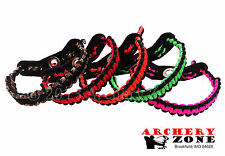 Bow Paracord Wrist Sling Your Color Choice