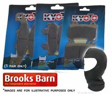 CH RACING WXE125 Enduro 2005 Kyoto Rear Brake Pads + Silk Balaclava