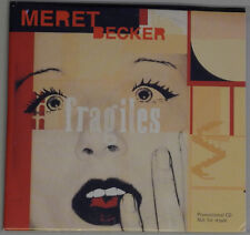 ★★CD UK**MERET BECKER - FRAGILES (PHILIPS '01 / PROMO / CARDBOARD-SLEEVE)★★CD468