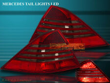 00-05 MERCEDES BENZ W220 S500 S600 TAIL LIGHTS R/S LED