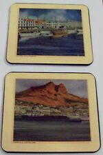 Set of 6 CASA `Artistic Impressions of Australia`  placemats in original box