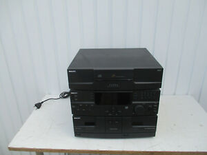 Philips FS 900 Series Stereoanlage # 3 Komponenten #