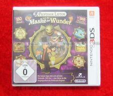 Professor Layton und die Maske der Wunder Nintendo 3DS Spiel, Neu, deutsche Ver.
