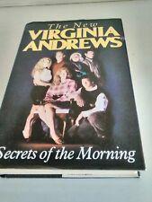 Virginia andrews books. Secrets of the morning