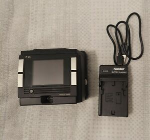 Phase One P25 Digital Back 22MP for Mamiya645 Kodak medium format CCD sensor