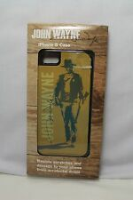 Tan John Wayne The Duke with Shot Gun Hard Shell iPhone 5 Case *New