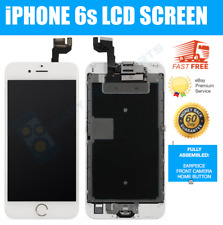 "Para iPhone 6S Blanco 4.7"" pantalla táctil LCD de Repuesto + botón de inicio + Cámara"