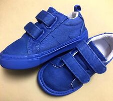 Gap toddler boys classic trainer sneakers color: blue streak sz.6 US 23EU