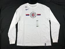 NEW Nike Los Angeles Clippers - Men's Long Sleeve Shirt (Multiple Sizes)