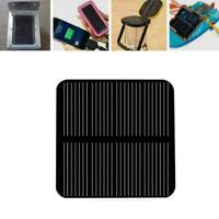 Mini Power Solar Panel Module Systerm DIY For Battery 2V160MA S3P0 50*50mm R8C0