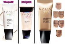AVON magiX 30ml Farblose Make-up-Basis oder CASHMERE FINISH Foundation Farbwahl