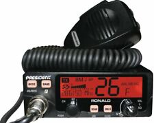 Ronald 10 Meter Radio by President Professionally Peaked, Tuned and Aligned.