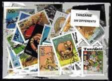 Tanzanie - Tanzania 200 timbres différents