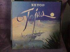 33t vinyle ZZ TOP tejas LP