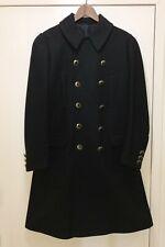 Jean Paul Gaultier Mens Wool Winter Coat Vintage from 1990's