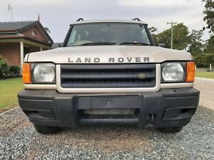2000 Land Rover Discovery 2 l318  4.0 V8 4x4 Manual