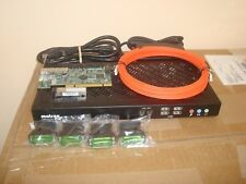Matrox ExtIO XTO-F1420F Quad KVM Extender mit PCI Schnittstelle xtoa-FP 66 LPAF Karte