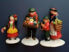 "Department 56  Alpine Heritage Village ""The Toy Peddler"" # 5616-2 New Retired"