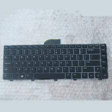 Dell N5421 3421 14R-2158 V2421 15Z 5523 3437 3440 notebook keyboard US