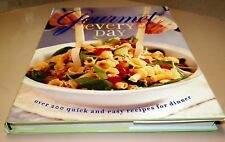 Cook Book Gournet Every Day, Over 200 Quick And Easy Recipes For Dinner