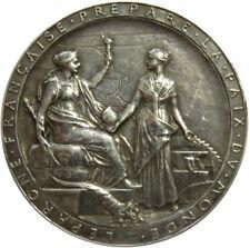 Medaille - Ouverture du Canal de Suez 1869 - FRANCE