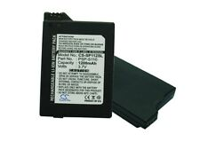 NEW Battery for Sony Lite PSP 2th PSP-2000 PSP-S110 Li-ion UK Stock