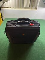 Wenger Swiss Army Rolling Travel Carryon 17' Laptop Bag Briefcase Luggage Wheels