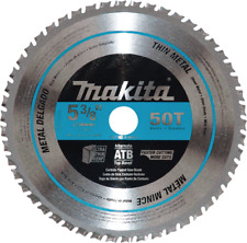 "Makita A-94524 5‑3/8"" 50T Carbide‑Tipped Ferrous Metal‑Thin Gauge Saw Blade"