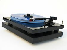 VIBRATION ISOLATION PLATFORM W/ SORBOTHANE FEET FOR PRO-JECT DEBUT III TURNTABLE