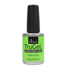 Ezflow TruGel Soak Off Gel LED UV Gel Nail Polish 0.5oz *Choose any 1 color*