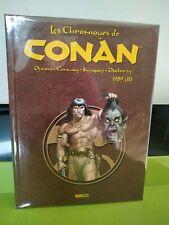 LES CHRONIQUES DE CONAN 1989 (II) PANINI COMICS VF NEUF DIXON KWAPISZ CONWAY