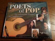 Reader's Digest  Poets of Pop Die schönsten Lieder Der Songwriter 4 Cds Boxset