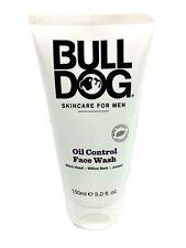 Bull Dog Skincare For Men Oil Control Face Wash 5oz
