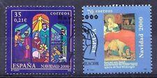 Gestempelte Briefmarken aus der BRD (ab 2000) mit Feiertags-, Weihnachts-Motiv
