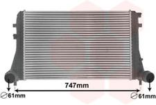 Ladeluftkühler für Luftversorgung VAN WEZEL 58004306