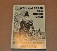 Lyrik und Prosa vom hohen Ufer Moorburg Verlag 1979