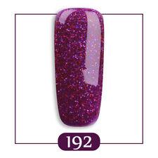 RS NAIL UV LED Gel Nail Polish Soak Off Sequined Glitter Colour Range 0.5oze
