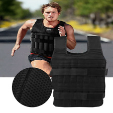 30Ibs Weighted Strength Training Shoulder Harness Gym Fitness Vest Breathable