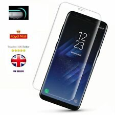 SAMSUNG GALAXY S8+ (S8 PLUS) FILM SCREEN PROTECTOR TPU EDGE TO EDGE