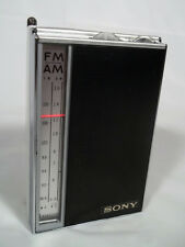 RARE 1960's Vintage SONY 8 transistor AM/FM radio model TFM-825 made in Japan