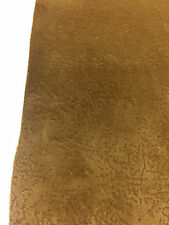 Amber Textured Performance Velvet Backing Fabric by the yard