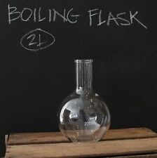 Boiling Flask 2000ml, Glass, Flat Bottom