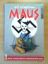 Maus 1: Mein Vater kotzt Geschichte aus - Art Spiegelman  (Zustand sehr gut)