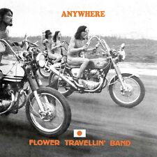 Flower Travellin' Band ‎- Anywhere 180 Gram LP Record Store Day RSD 2017 SATORI