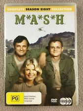 MASH : Season 8 (DVD, 2007, 3-Disc Set) 1979 - Kellye Nakahara, Alan Alda -