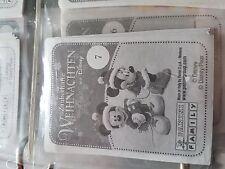 20 Sticker aussuchen - Zauberhafte Weihnachten mit Disney - REWE 2012 - NEU