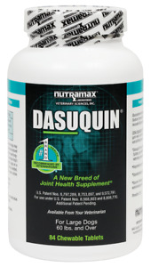 Dasuquin for Large Dogs (84 Chewable Tablets) 02/2025 NEW