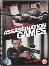 Assassination Games DVD (2011) Jean-Claude Van Damme ***NEW***